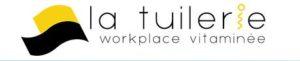 logo de la tuilerie, espace de coworking basé à Saint-Jorioz près d'Annecy en Haute-Savoie, Rhône-Alpes